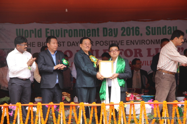 World Envrionment Day 2016