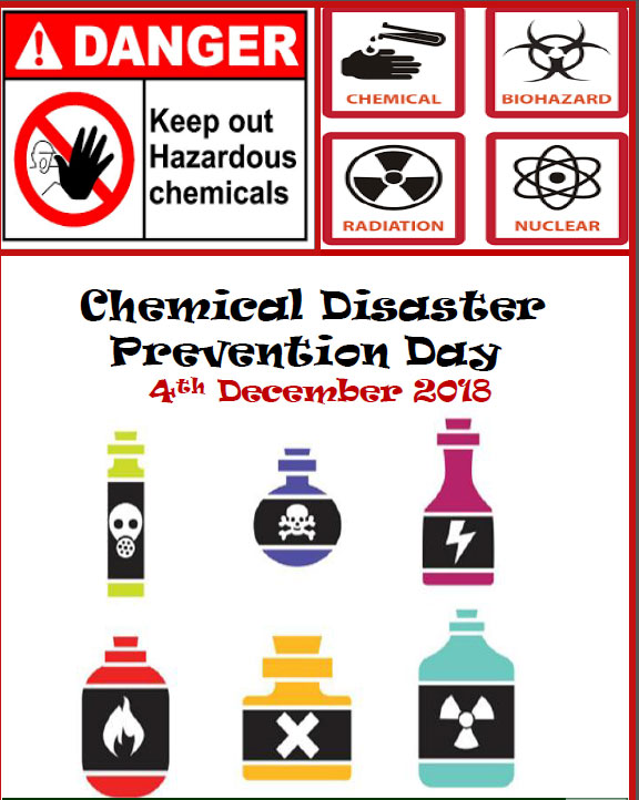 Chemical Disaster Prevention Day