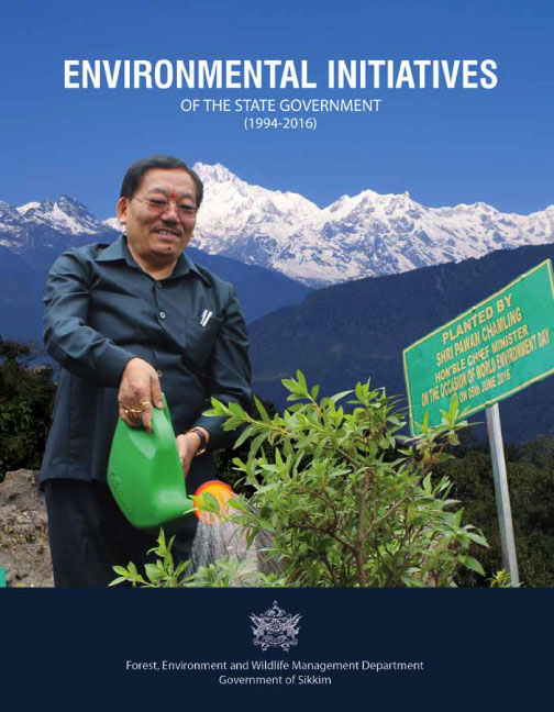 Environmental Initiatives of Shri Pawan Chamling