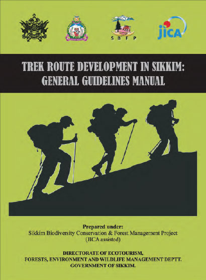 Trek Route Development in Sikkim