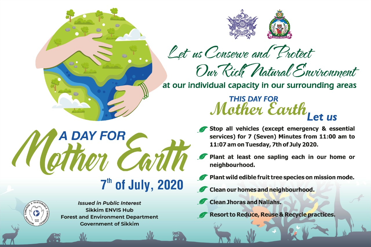 A Day for Mother Earth 2020