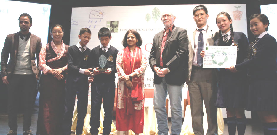 Lingdongs SS wins GSP Award 2015